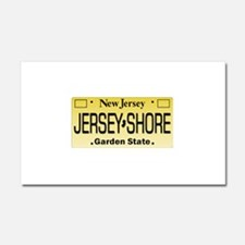 Jersey Shore Tag Giftware Car Magnet 20 x 12