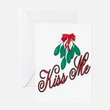 Kiss Me... Greeting Cards (Pk of 10)