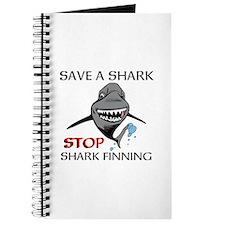 Stop Shark Finning Journal