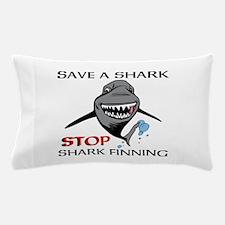 Stop Shark Finning Pillow Case