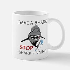 Stop Shark Finning Mugs
