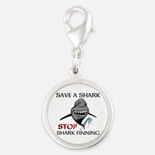 Stop Shark Finning Charms