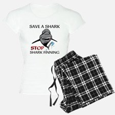 Stop Shark Finning Pajamas