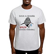 Stop Shark Finning T-Shirt