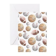 Court and Field Greeting Cards (Pk of 10)