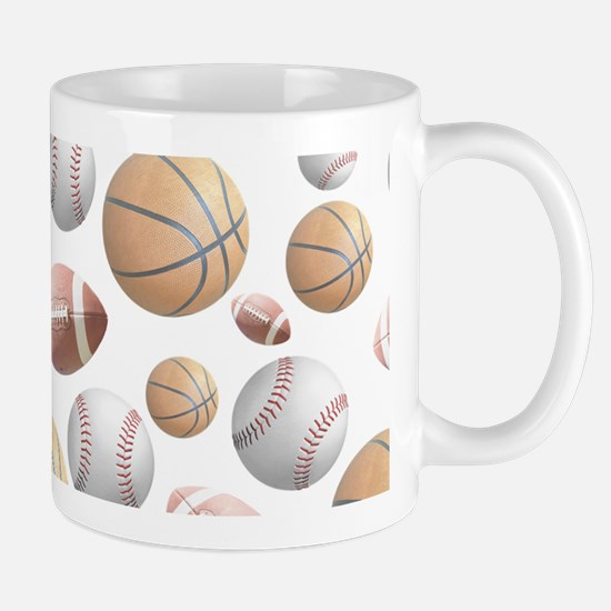 Court and Field Mug