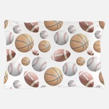 Court and Field Pillow Case