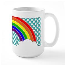 Rainbow Horizontal Frame Mugs