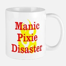 Manic Pixie Disaster Mugs