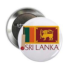 "Sri Lanka Cricket 2.25"" Button"