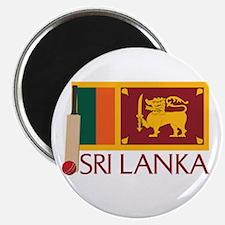 Sri Lanka Cricket Magnets