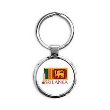 Sri Lanka Cricket Keychains