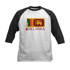 Sri Lanka Cricket Baseball Jersey