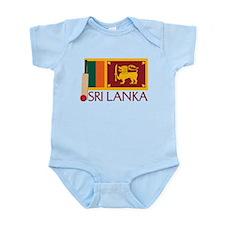 Sri Lanka Cricket Body Suit