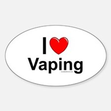 Vaping Decal