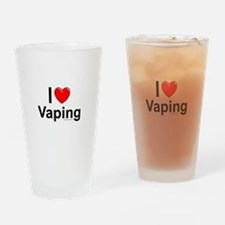 Vaping Drinking Glass