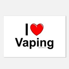 Vaping Postcards (Package of 8)