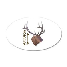 BOWHUNT Wall Decal