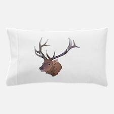 ELK HEAD Pillow Case