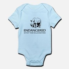 Endangered Rhino Body Suit