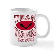 Team Vampire We Suck Mug