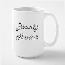 Bounty Hunter Classic Job Design Mugs
