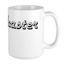 Broadcaster Classic Job Design Mugs
