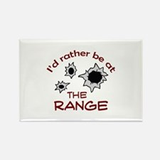 RATHER BE AT THE RANGE Magnets