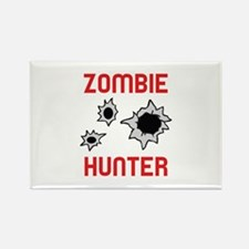 ZOMBIE HUNTER Magnets
