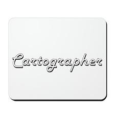 Cartographer Classic Job Design Mousepad