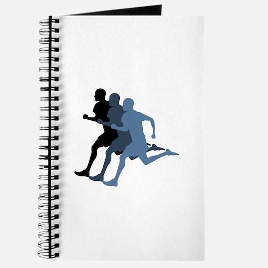 MALE RUNNER Journal