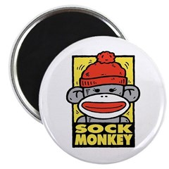 Sock Monkey 2.25