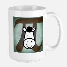 Cow Pi Mugs
