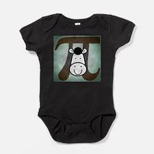 Cow Pi Baby Bodysuit