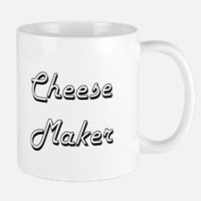 Cheese Maker Classic Job Design Mugs