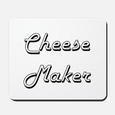 Cheese Maker Classic Job Design Mousepad
