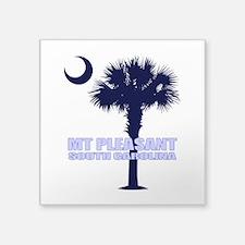 Mt Pleasant SC Sticker