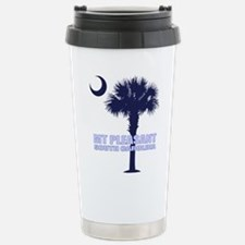 Mt Pleasant SC Travel Mug