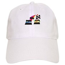 """Welcome Spring"" Passover Baseball Cap"