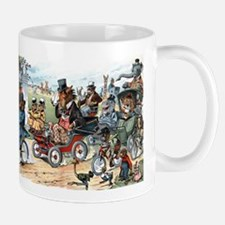 ANIMAL PARADE coffee cup