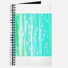 Green Blue Bamboo Dina's fave Journal