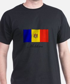 Moldova - Flag T-Shirt
