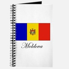 Moldova - Flag Journal