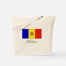 Moldova - Flag Tote Bag