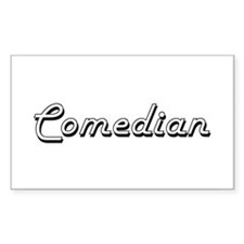 Comedian Classic Job Design Decal