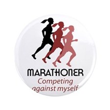 "MARATHONER 3.5"" Button"