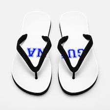 Guyana-Var blue 400 Flip Flops