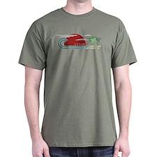 Beach -LTDin' Mens T-Shirt