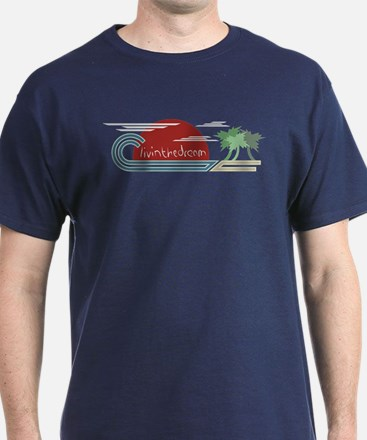 Beach - livinthedream Mens T-Shirt