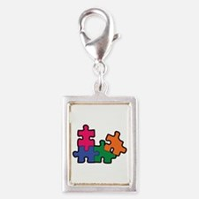 PUZZLE PIECES Charms